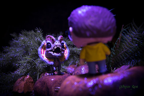 Jurassic Park (Dilophosaurus scene 2)