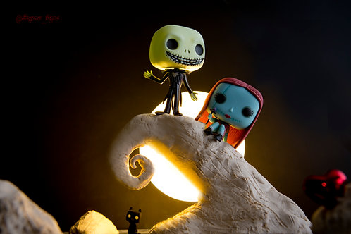 Jack & Sally on Spiral Hill
