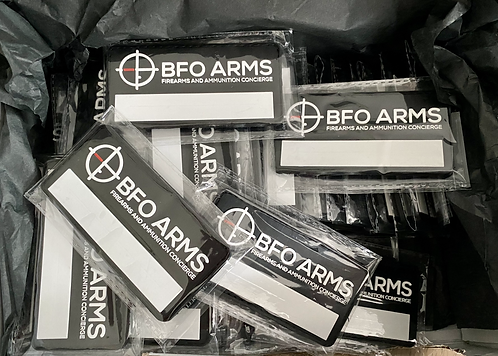 BFO Arms Morale Patch (100x50)