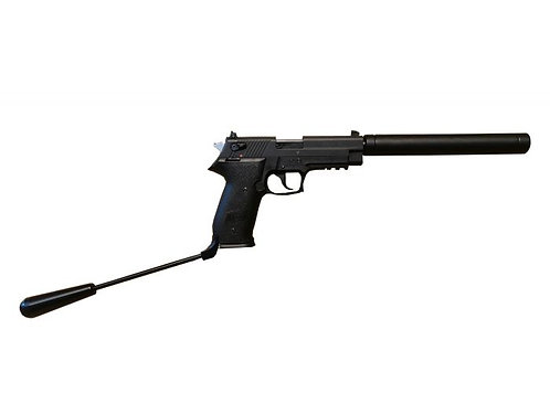 GSG Firefly 22LR Semi-Auto Long Barrelled Pistol