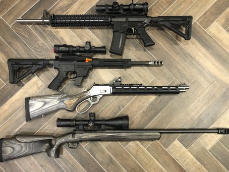 A new kind of Registered Firearms Dealer