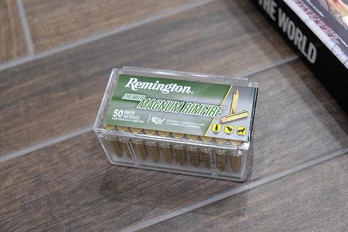 .22WMR Remington Premier Magnum Rimfire 33gr (50)