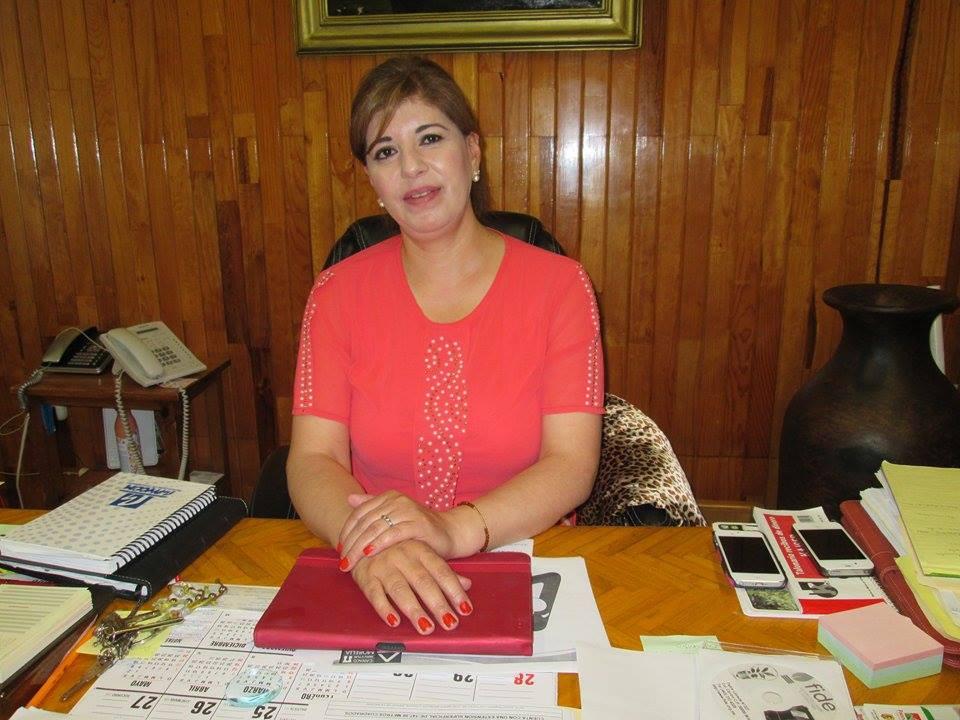 Blanca González Rojas