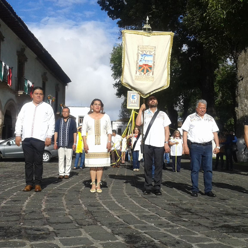 Bando Solemne Pátzcuaro 2019