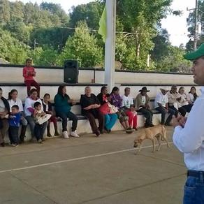 LUIS MUÑOZ AVANZA CON PASO FIRME Y CONTUNDENTE RUMBO A LA ELECCIÓN