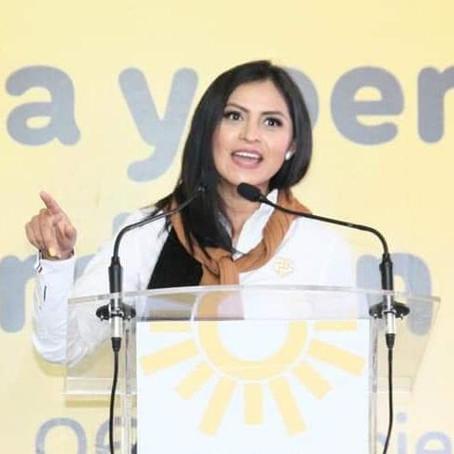 Política federal en materia de seguridad no está dando resultados: Araceli Saucedo