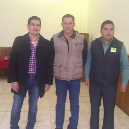 DESTAPAN A ENRIQUE KARRUM COMO POSIBLE CANDIDATO DEL PARTIDO VERDE A LA PRESIDENCIA DE PÁTZCUARO