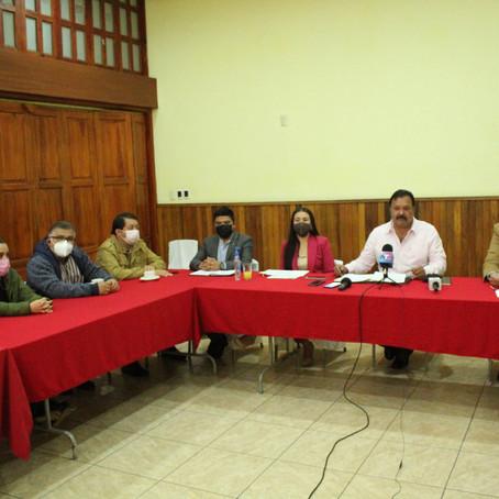 DEL 09 DE OCTUBRE AL 06 DE NOVIEMBRE AYUTAMIENTO Y SOCIEDAD CONFORMARÁN PLAN DE DESARROLLO MUNICIPAL