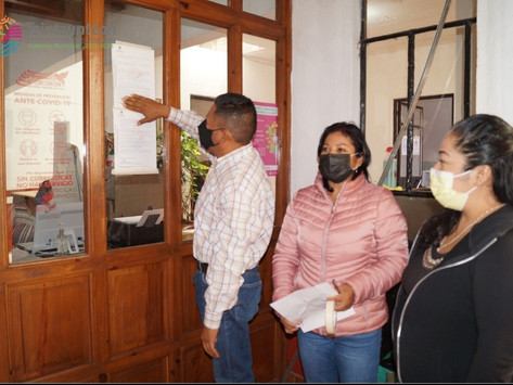 EMITEN CONVOCATORIA PARA EL PUESTO DE CONTRALOR EN TZINTZUNTZAN