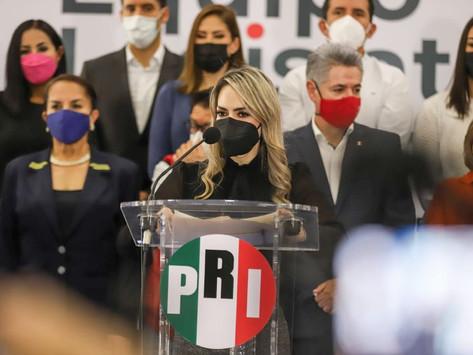 Samanta Flores presenta agenda legislativa del Equipo por Michoacán