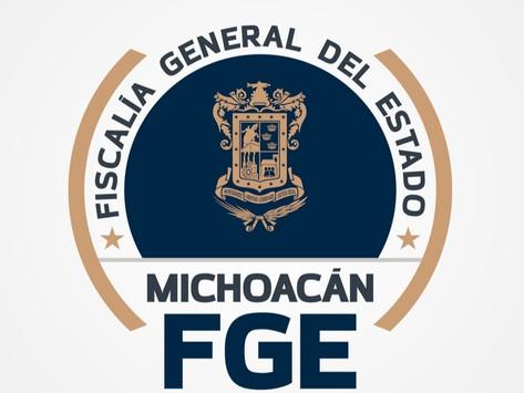 Detienen a presunto responsable del homicidio de una mujer en Pátzcuaro