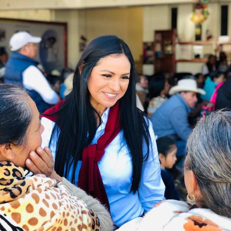 74 adultos mayores podrán reencontrarse con Palomas Mensajeras: Araceli Saucedo