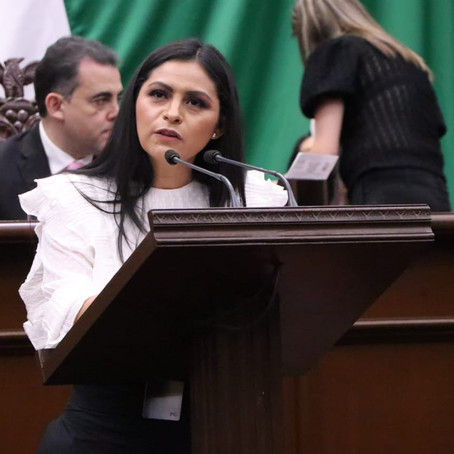 Araceli Saucedo, convoca a Congreso del Estado, sumarse a paro nacional de mujeres