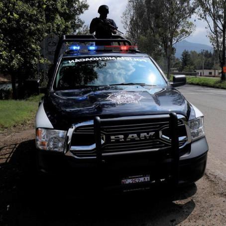 Detiene Fiscalía General, a presunto responsable de Narcomenudeo en Pátzcuaro