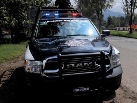 Detiene Fiscalía General a presunto responsable de homicidio ocurrido en Pátzcuaro