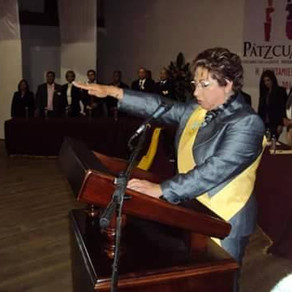 FALLECE SALMA KARRUM CERVANTES EX ALCALDESA DE PÁTZCUARO