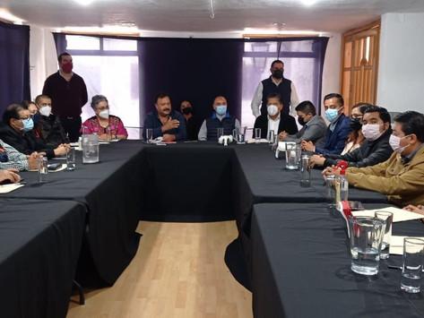 Presenta CANACO Pátzcuaro agenda a la nueva administración