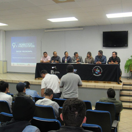 TEC DE PÁTZCUARO SERÁ SEDE REGIONAL DEL 9° ENCUENTRO ESTATAL DE ROBÓTICA Y PROTOTIPOS