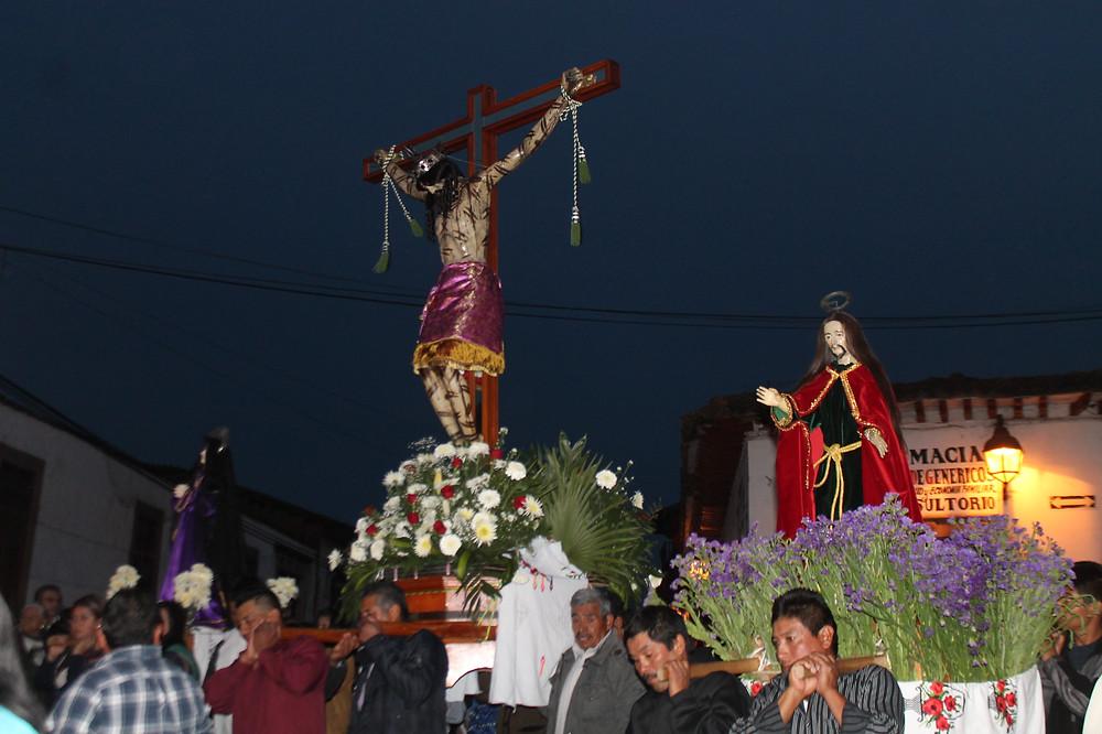 Cristo de la palma de Huecorio