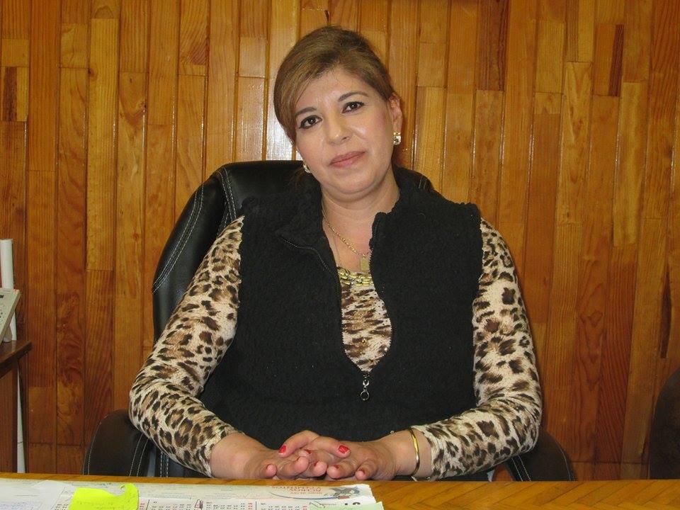 Blanca Estela González Rojas. Sindico municipal