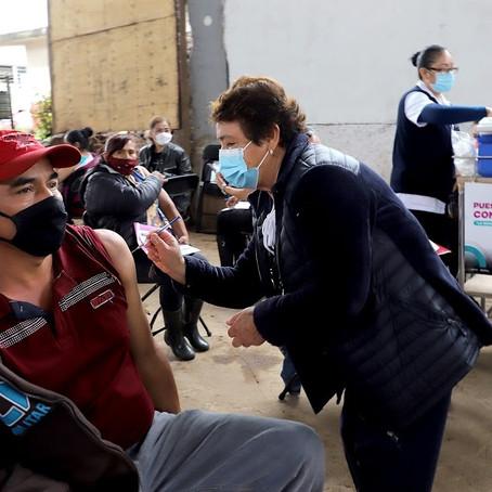 Morelia, Uruapan y Pátzcuaro, las 3 Jurisdicciones Sanitarias con mayor incidencia de COVID-19