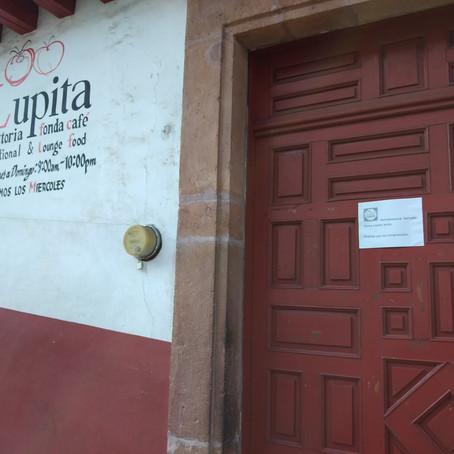HOTELES Y RESTAURANTES DE PÁTZCUARO CIERRAN SUS PUERTAS ANTE CONTINGENCIA SANITARIA