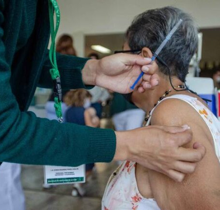 En breve se comenzará a vacunar contra el COVID 19 en Erongarícuaro