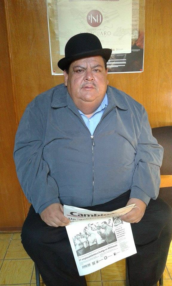 """Chano"" Luquín Corral"
