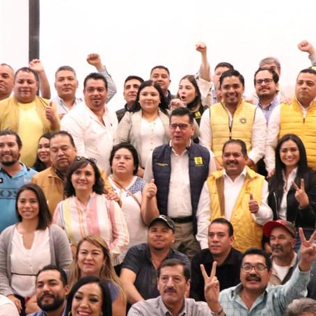 PRD retoma su papel histórico y defiende demandas sociales: Araceli Saucedo