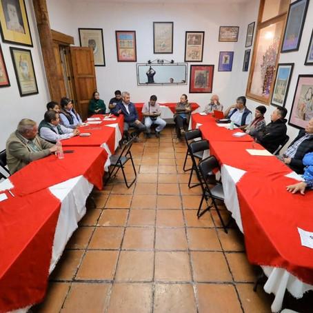 HABITANTES DE PÁTZCUARO PIDEN VINCULAR EL PATRIMONIO CULTURAL AL DESARROLLO SUSTENTABLE