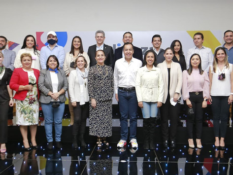 Presentan proyecto Legislativo del Equipo por Michoacán; ejes de Carlos Herrera integrados