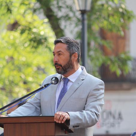 Unidad, el reto de Morena rumbo al 2021: Víctor Báez