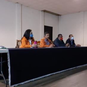 SE REINTEGRA VÍCTOR BÁEZ A LA PRESIDENCIA MUNICIPAL DE PÁTZCUARO