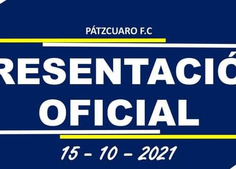 PRESENTARÁ PÁTZCUARO F. C PLANTILLA COMPLETA