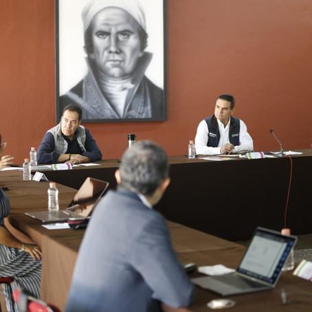 Prepara Comité de Crisis por COVID-19, plan de confinamiento obligatorio