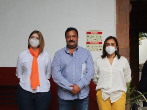 Sacaremos a Pátzcuaro de los 14 municipios más violentos contra las mujeres: Julio Arreola