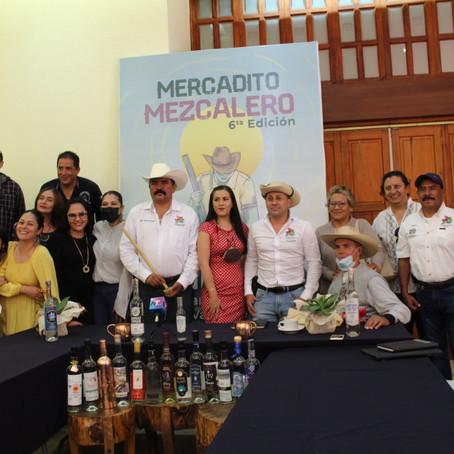 LLEGA A PÁTZCUARO EL MERCADITO MEZCALERO, DEL 15 AL 17 DE OCTUBRE EN LA PLAZA VASCO DE QUIROGA