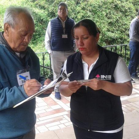 ORGANIZACIÓN MÉXICO LIBRE LOGRA 355 AFILIADOS