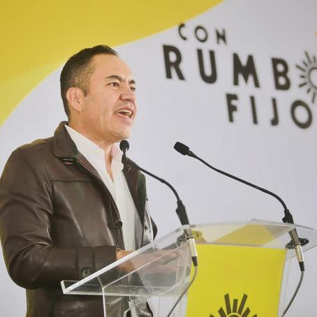 El Equipo por Michoacán llegó para quedarse: Carlos Herrera