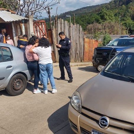 RESCATAN A DOS MENORES DE PÁTZCUARO VÍCTIMAS DE SECUESTRO VIRTUAL