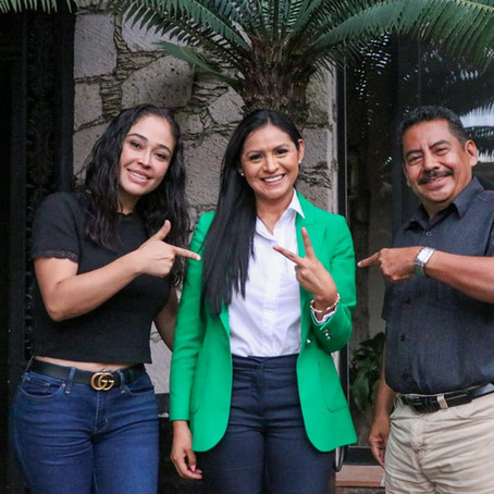 Ángel Custodio Virrueta se integrará al GPPRD: Araceli Saucedo