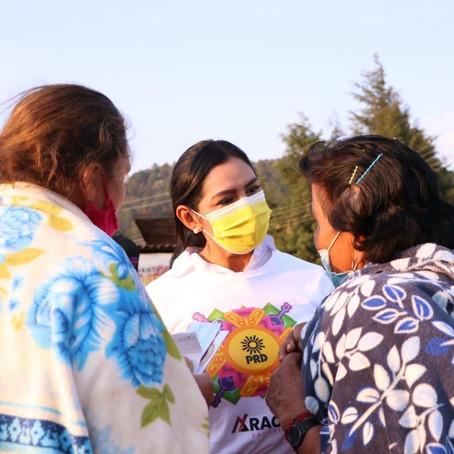 INAPLAZABLE RESCATAR DEL ATRASO A SALVADOR ESCALANTE: ARACELI SAUCEDO