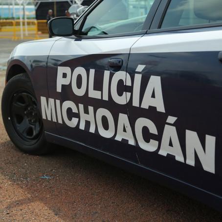 Detiene Fiscalía General a segundo implicado en el Homicidio Calificado de un hombre, en Pátzcuaro