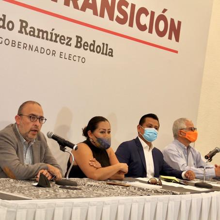 Renuncia Bedolla a presupuesto para entrega-recepción; propone destinarlo a salarios