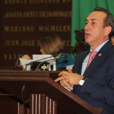 Impulsará GPPRD que Copecol demande condonación de servicio de luz por contingencia: Antonio Soto