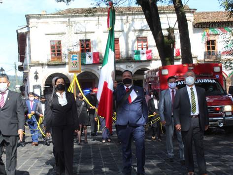 Anuncia Julio Arreola las actividades para las Fiestas Patrias Pátzcuaro 2021
