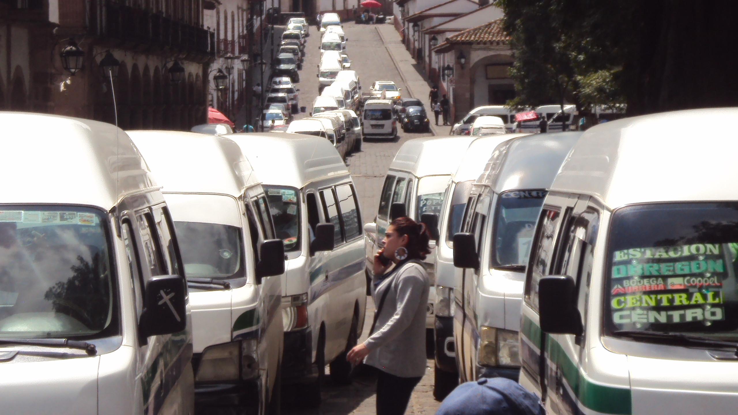 manifestación transportistas