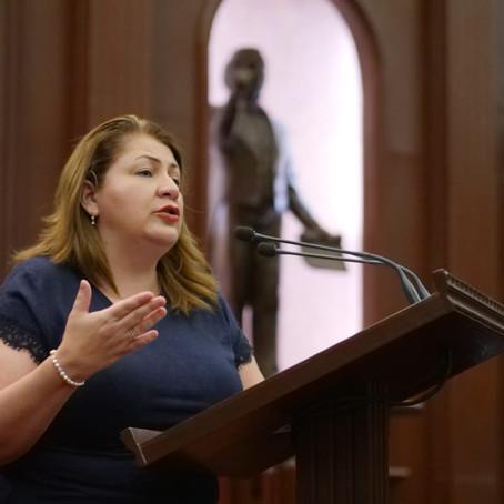 Facilitar los trámites al ciudadano, prioridad del Grupo Parlamentario de Morena: Cristina Portillo