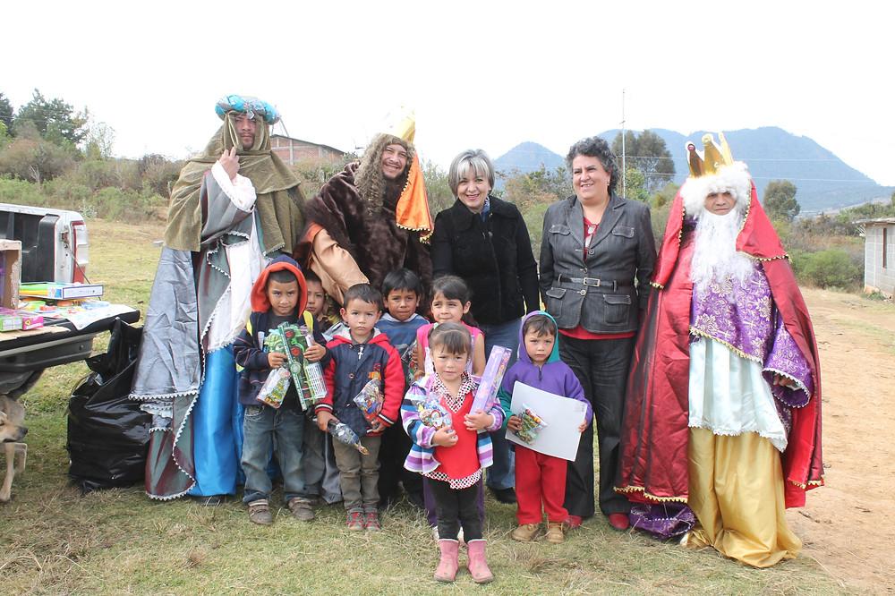Día de reyes DIF Municipal Pátzcuaro
