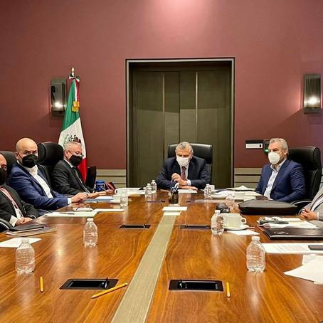 Logra Bedolla acuerdo con Gobierno de México para pagar salarios a docentes